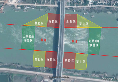 广州桥梁防碰撞智能预警系统