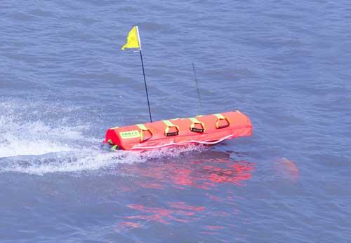 广州水面救援机器人