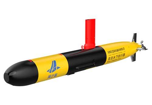 """广州""""橙鲨""""系列自主水下航行器AUV"""