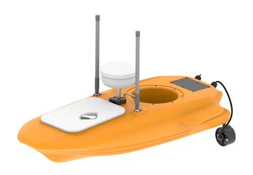 广州XBoat 4100 无人测量船