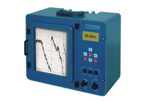 广州HY1600A 精密单频测深仪