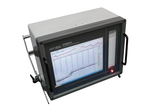 HY1602 PC平台双频测深仪