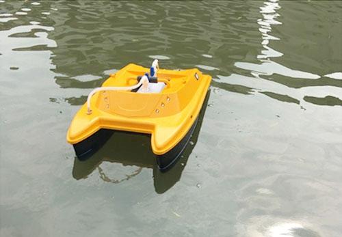 水质自动采样无人船