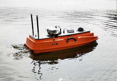 河湖监管巡查无人船