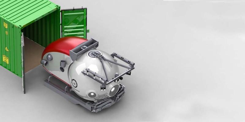 千米级载人潜水器