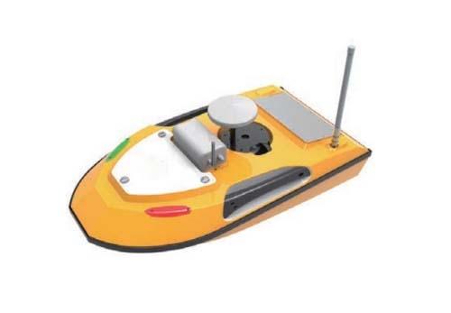 云鹰二号测量无人船