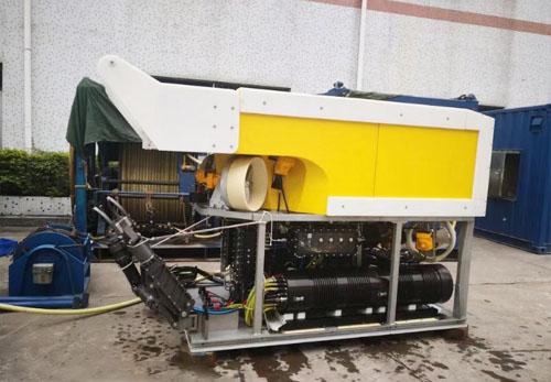 广州1500米作业型ROV