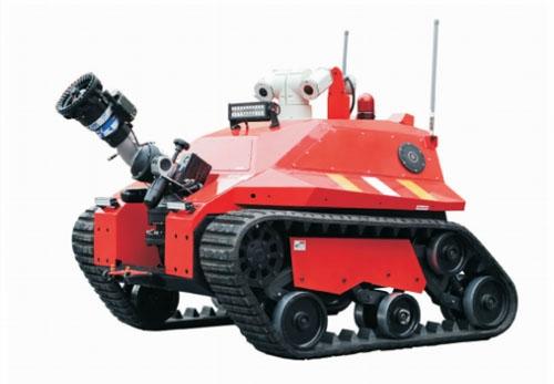 消防灭火机器人(TK1)
